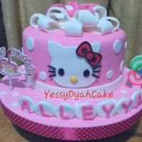 Jual Kue Ulang Tahun Hello Kitty Di Tangerang Harga Terbaru 2020