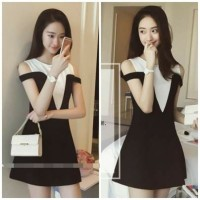 Dress Sabrina Ayumi Black tali.814 CB