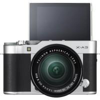 Fujifilm X-A3 Kit XC16-50mm F/3.5-5.6 OIS II (Silver)