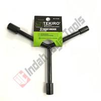 Kunci Sok Y 8 - 10 - 12 TEKIRO Pendek - Y Socket