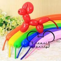 Balon Twisting / Balon Cacing / Balon Pentil / Balon Twist