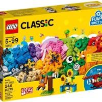 Classic Bricks and Gears Set Building Kid Toy Bas Mainan Anak Lego