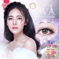 Softlens MINI AVA BY KITTY KAWAII HYDRO PLUS original softlense