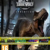 JURASSIC WORLD EVOLUTION CD DVD GAME PC GAMING PC GAMING LAPTOP GAMES