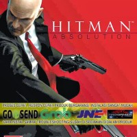 HITMAN ABSOLUTION CD DVD GAME PC GAMING PC GAMING LAPTOP GAMES