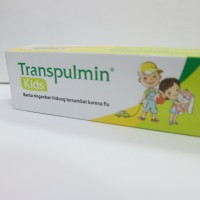 TRANSPULMIN KIDS CREAM 20 G