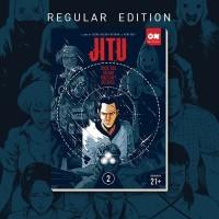 Jitu Volume 2 Regular Edition Komik Reon