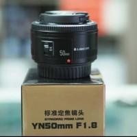 Lensa fix yongnuo
