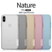 Apple iPhone X / iPhone XS TPU Case - Nilkin Nature Series