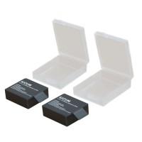Waterproof Camera Battery Case Storage Box Cover 1 PCS for Xiaomi Yi
