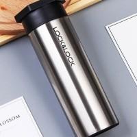 Lock & Lock Hero Tumbler 350ml Silver/ Botol Minum