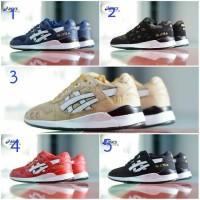 sepatu olahraga asics gellyte 3 import original vietnam