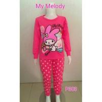 Setelan Baju Tidur Anak Perempuan My Melody (P303)