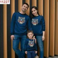Ready Lima Warna Kaos Couple Ibu Dan Anak Perempuan Fashion Anak Cewek