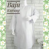 Smp Baju Kurung Padang Seragam Sekolah Madrasah Smp Putih Bahan Tc