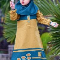 Baju Gamis Anak Nibras Nsap 32