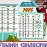 Sarimbit Keke Sr 17182 - Pilihan Untuk Baju Anak Laki No.1