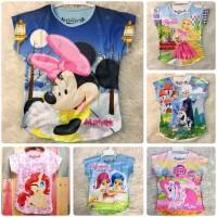 Kaos Atasan Baju Anak Perempuan