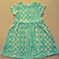 Dress Anak Branded Osh Kosh - Baju Anak Perempuan - Dress Anak Motif -