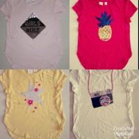 Pakaian Anak Perempuan Kaos Gapkids Kaos Sequin Kaos Anak Payet Baju