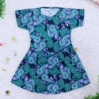 Dress Prilly Uk 3-4 Tahun - Dres Anak Perempuan Murah Baju Main Harian