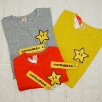 Pakaian Baju Anak Perempuan Kaos Lengan Pendek Import Murah K-13