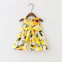 Dress Anak Perempuan Cewek Gadis Baju Pesta Baby Doll Tutu Lace Import