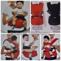 Gendongan Dudukan Hipseat Baby Carrier Kiddy