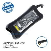 ADAPTOR CHARGER LAPTOP LENOVO 19V 3,42A 5.5 x 2.5 mm ORIGINAL