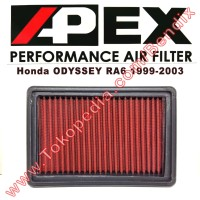 Filter Udara Honda ODYSSEY RA6 1999-2003 Apex Racing Filter