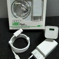 CHARGER OPPO VOOC 4A ORIGINAL 100% | SUPPORT VOOC FLASH CHARGE