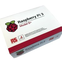 Raspberry Pi3 Pi 3 B+ B Plus 3B+ 64-bit Quad-core CPU 1GB RAM