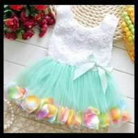 MINI TUTU BABY DRESS / BAJU BAYI