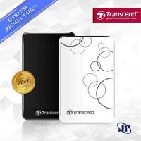 Transcend Storejet 25A3 Portable HDD Harddisk External 2TB Byhde1633