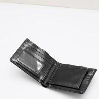 terlaris dompet pria bracini daniel hitam