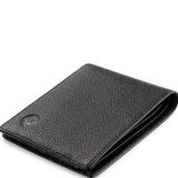 ready stock dompet kulit asli pria bracini viero hitam