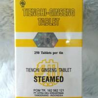 Tienchi Ginseng Tablet Steamed (menambah stamina)