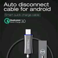 Auto Disconnect Android Micro USB Kabel Data Fast Charging MCDODO
