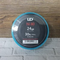 UD Nichrome YouDe 24GA 30Feet - ORIGINAL - AUTHENTIC