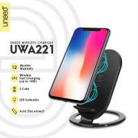 UNEED Fast Wireless Charging Pad Fast Charging Up to 10W - UWA221