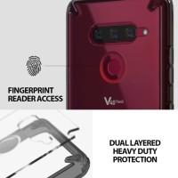 CASING CASE RINGKE FUSION REARTH LG V40 / V 40 THINQ HARDCASE