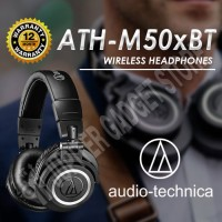 Audio Technica ATH-M50XBT / M50X BT Wireless Over-Ear Headphones - ORI
