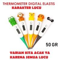 (NEW) TERMOMETER KARAKTER (DIGITAL DAN ELASTIS)
