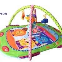 Play matt Baby Fairyland animal PB101/play gym baby gift/playmat