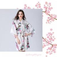 Sleepwear Meiko Kimono Lingerie Included Belt