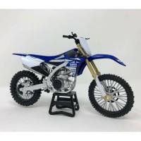 Jual Diecast Miniatur Motor Cross Trail Yamaha YZ 450 F YZ450F 1/12
