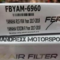 Filter Udara Ferrox For R15 VVA- Vixion R Original Made in Thaila