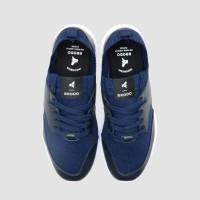 Bener Ok Brodo - Sepatu Pria Falcon Navy - Navy, 40