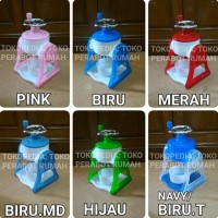 Ice shaver serutan es manual - Biru Muda