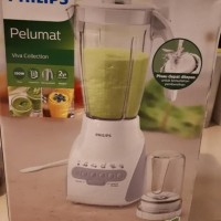 PHILIPS BLENDER BELING HR2116 TANGO / GLASS HR 2116 WARNA PROMO MURAH